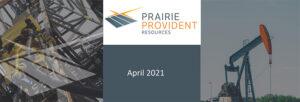 Presentation April 2021